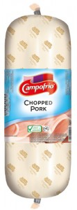 CHOPPED PORK CAMPOFRIO 3 KG
